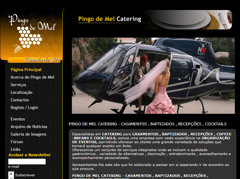 LISBOA Marvila (Lisboa) - Entertainment - Catering - Pingo de Mel-Catering - ID 24137