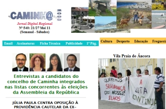 News - Newspapers - Caminha 2000 - ID 69721