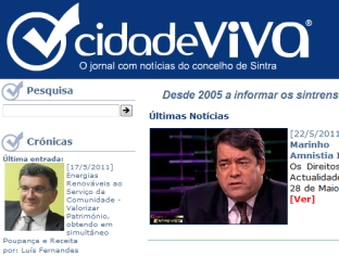 News - Newspapers - Cidade Viva - ID 69722
